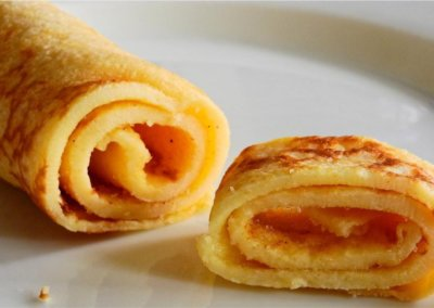 Low Protein Crepes