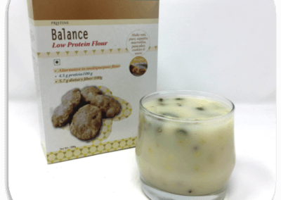Low Protein Flour Masala Drink