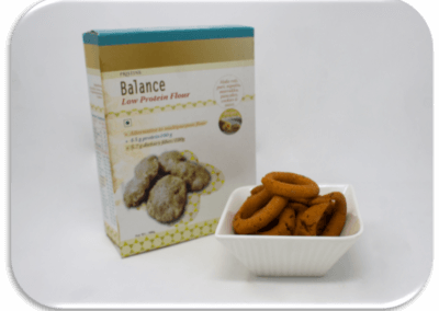 Low Protein Flour Rings