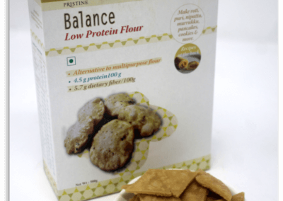 Low Protein Flour Sweet Diamond Cuts